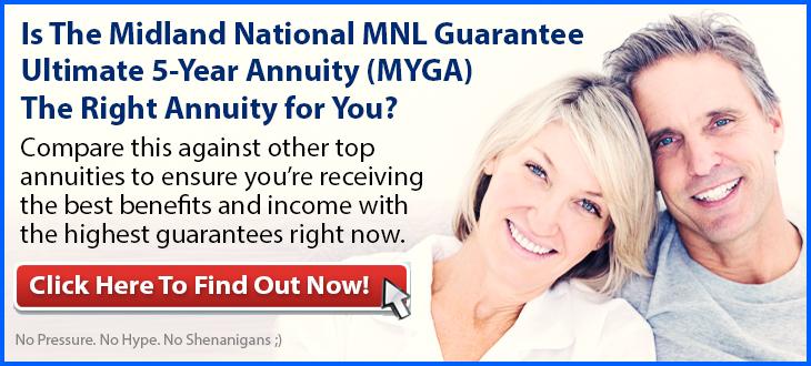 Midland National MNL Guarantee Ultimate 5-Year Annuity (MYGA)