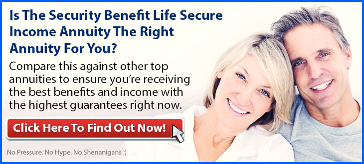 Security Benefit Life Secure Income Annuity