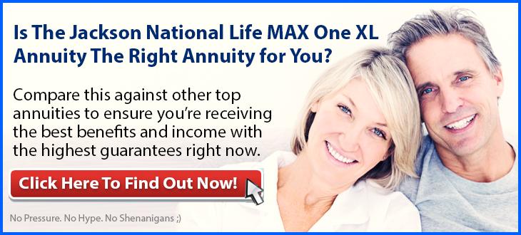 Jackson National Life MAX One XL Annuity