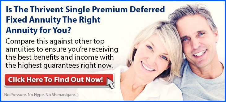 Independent Review of the Thrivent Single Premium Deferred Fixed Annuity