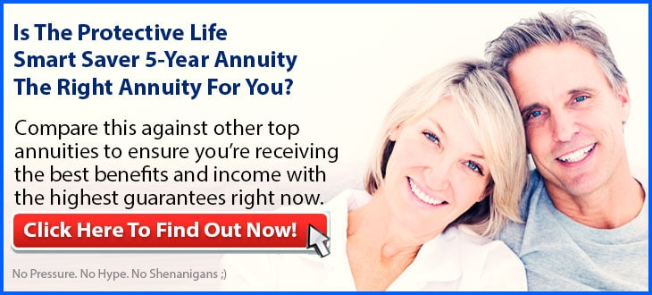 Independent Review of the Smart Saver 5-Year Annuity from Protective Life Insurance Company